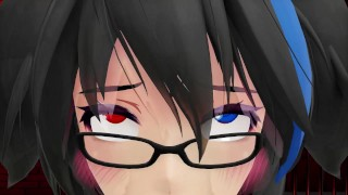 Suspension Sex (Yuri Bondage Sex) – 3D MMD