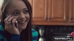 TEENFIDELITY Holly Hendrix Trades Anal Sex To Get Pregnant