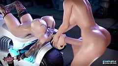 Sophia – Takes Massive Futa Cock Vaginal and Anal